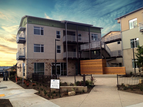 Snapdragon Place Affordable Housing