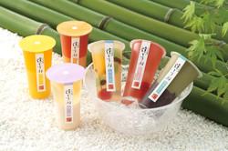 和菓子(涼かさね)