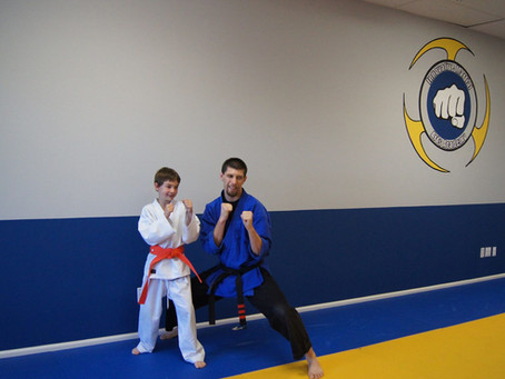 How Martial Arts Will Help Your Child's Development
