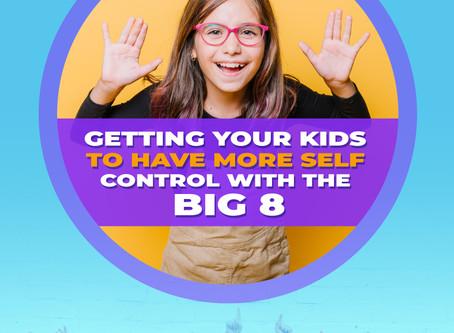 Improve Your Child's Self-Control