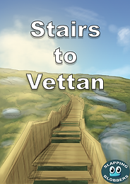 Stairs to Vettan