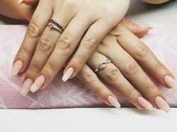 Natural Babyboomer _pinupbeauty_garmisch #nails #gelnails #babyboomber #natural #extensions #garmisc