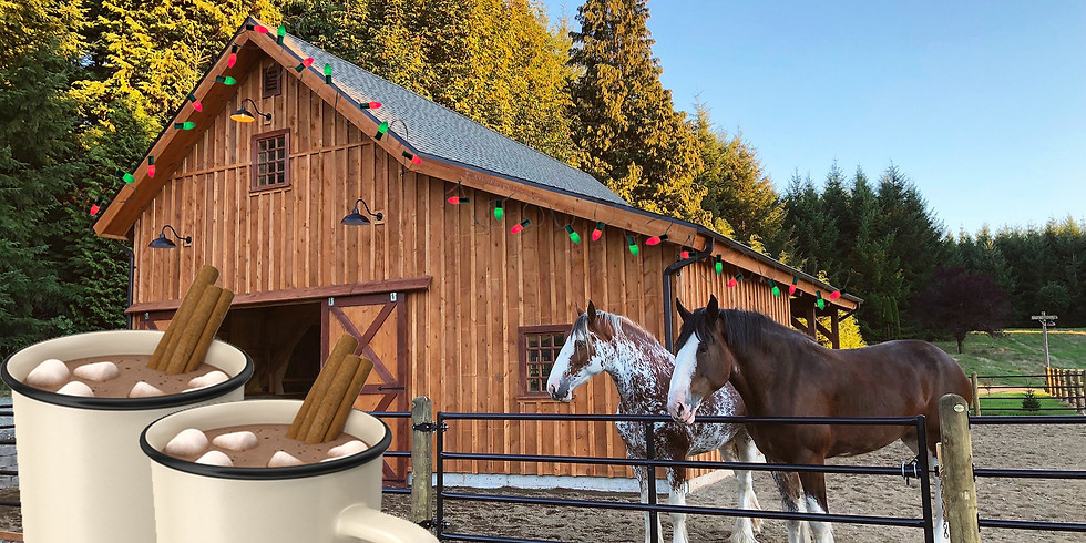 Clydesdales & Cocoa