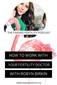 IVF Fertility Doctor Robyn Birkin