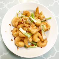 Spicy Salted Shrimp
