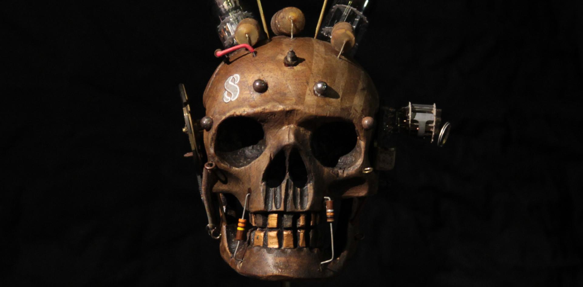 SK-8(Skull)