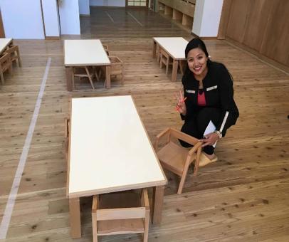 Image 5. Facilities at the Yushima Nursery School