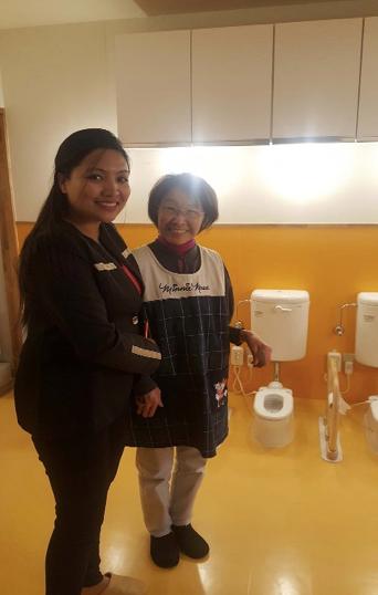 Image 3. Facilities at the Yushima Nursery School