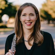 Virginia Broffitt Kunzer, Flute