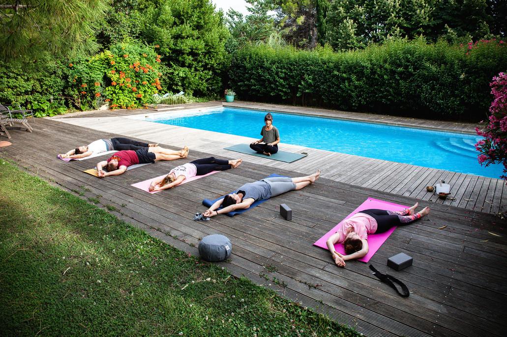 Yoga à St Marcel