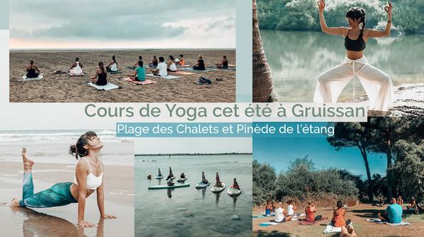 Yoga à Gruissan