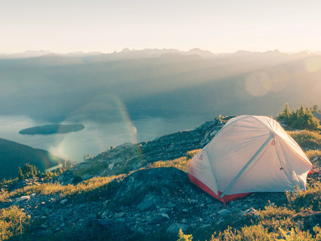 Four tips to make your camping trip sustainable