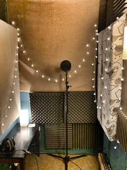 MMA Vocal Booth