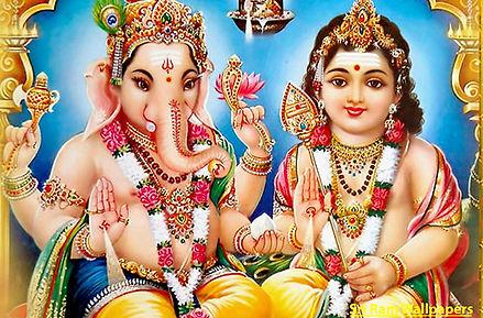 Shri Ganesha Shri Kartikeya.jpg