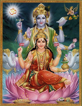 Lord Vishnu & Mother Laksmi.jpg