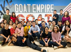 Make GOAT Empire Greatest Of All Time