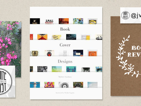 Book Review: Book Cover Designs