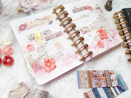 May 2020 Planner Set Up