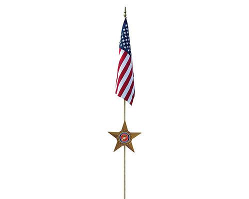 Star Flag Holder