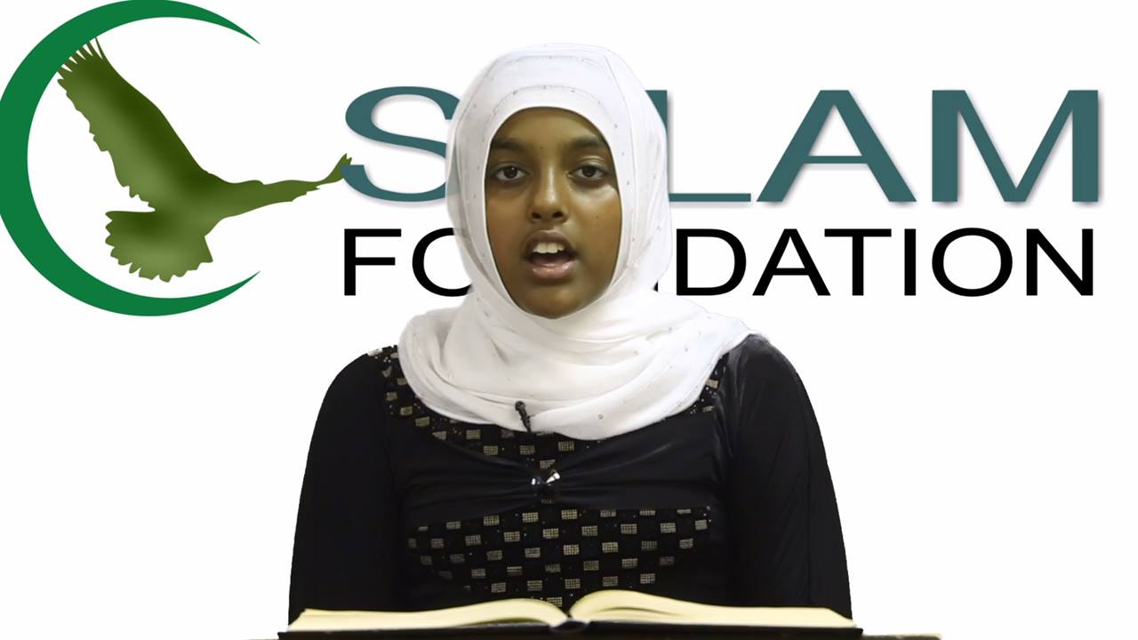 Selam Qur'an Students