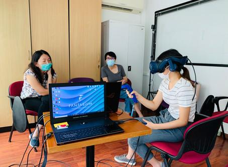 VR Training for Art Educators