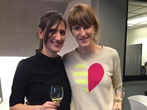 Elena and Rebekka receive their PhDs