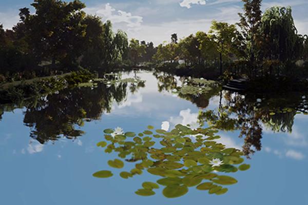 Workshop 'Monet'