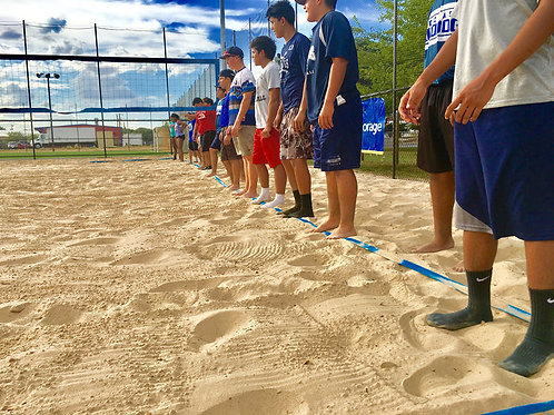 Summer Sand/Speed/Skills Camp (June & July)