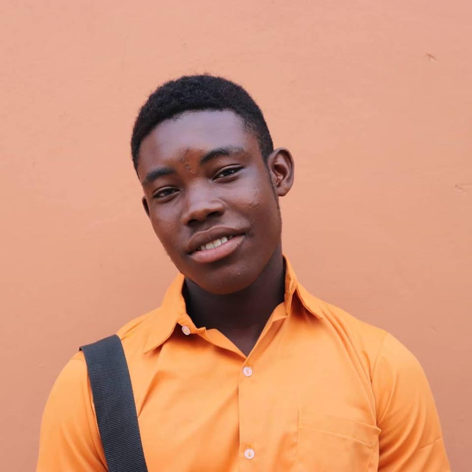 Kelvin (Pen to Paper Ghana)