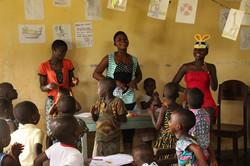 Pen to Paper Ghana