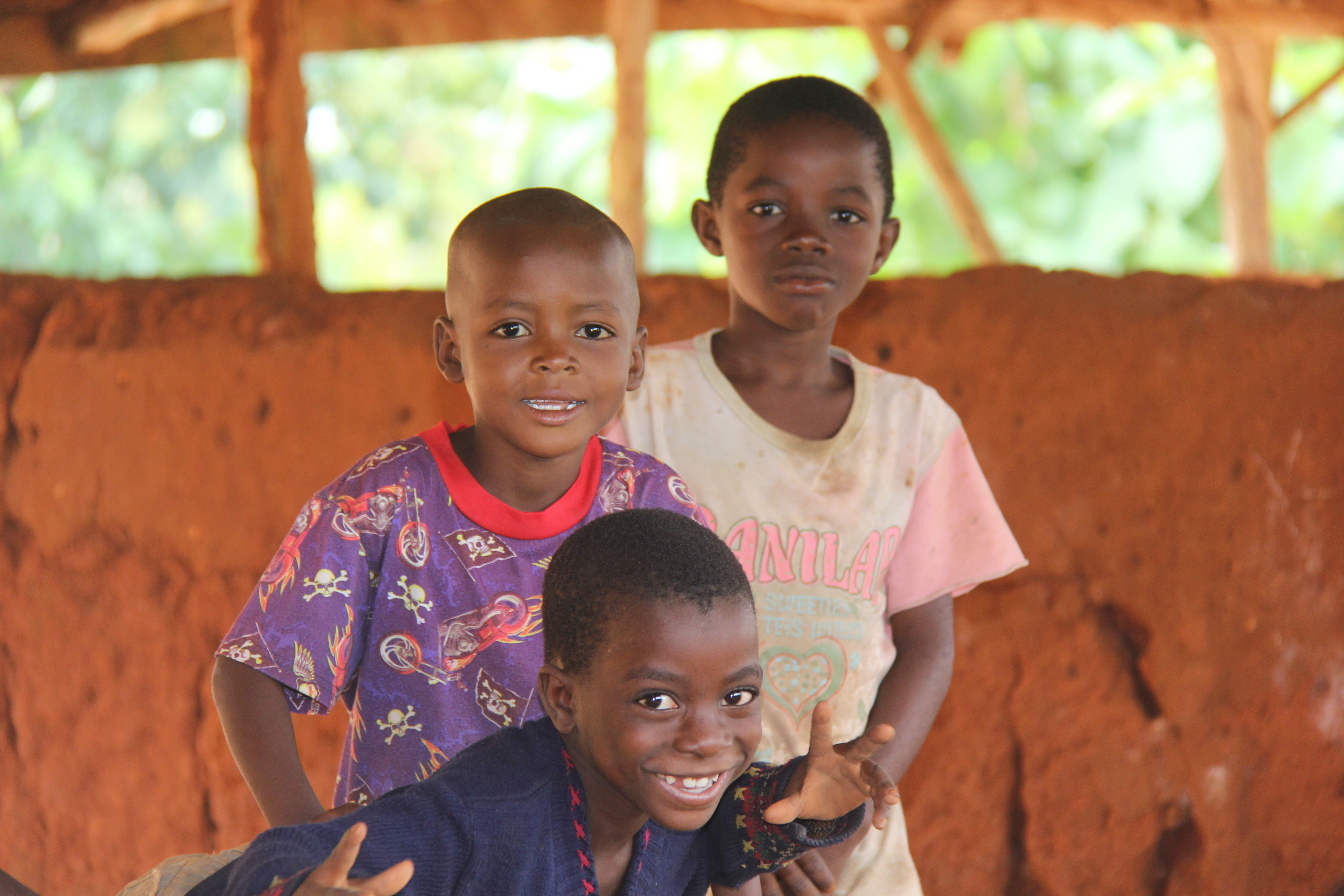 Children of Togo