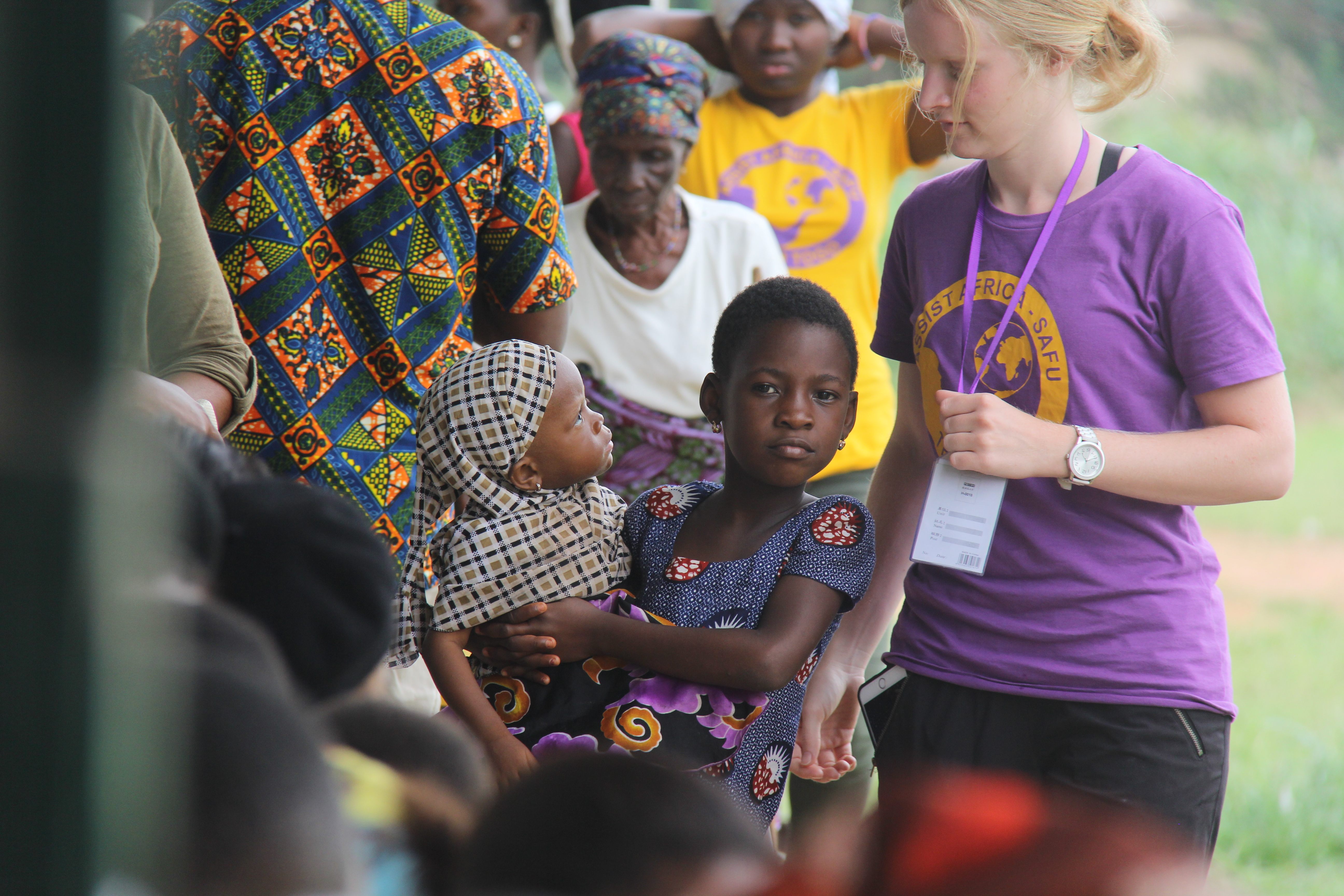 Volunteer with Assist Africa