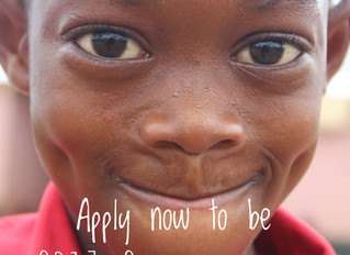 Pen to Paper Ghana (P2P) Ambassador Application 2017