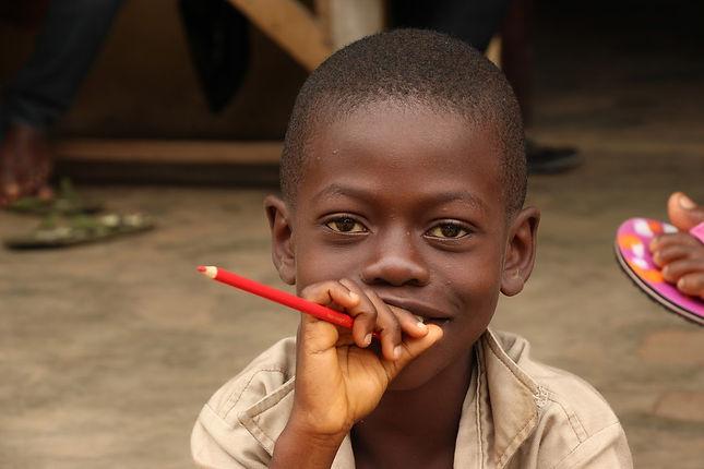Pen to Paper Ghana - Literacy
