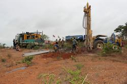 Building wells
