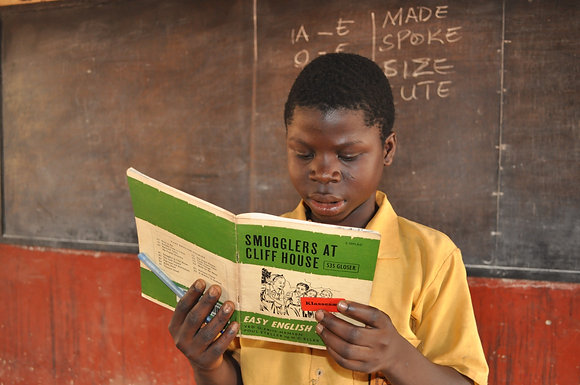 Resource a Reader