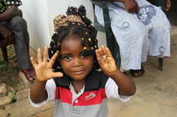 Children of Togo
