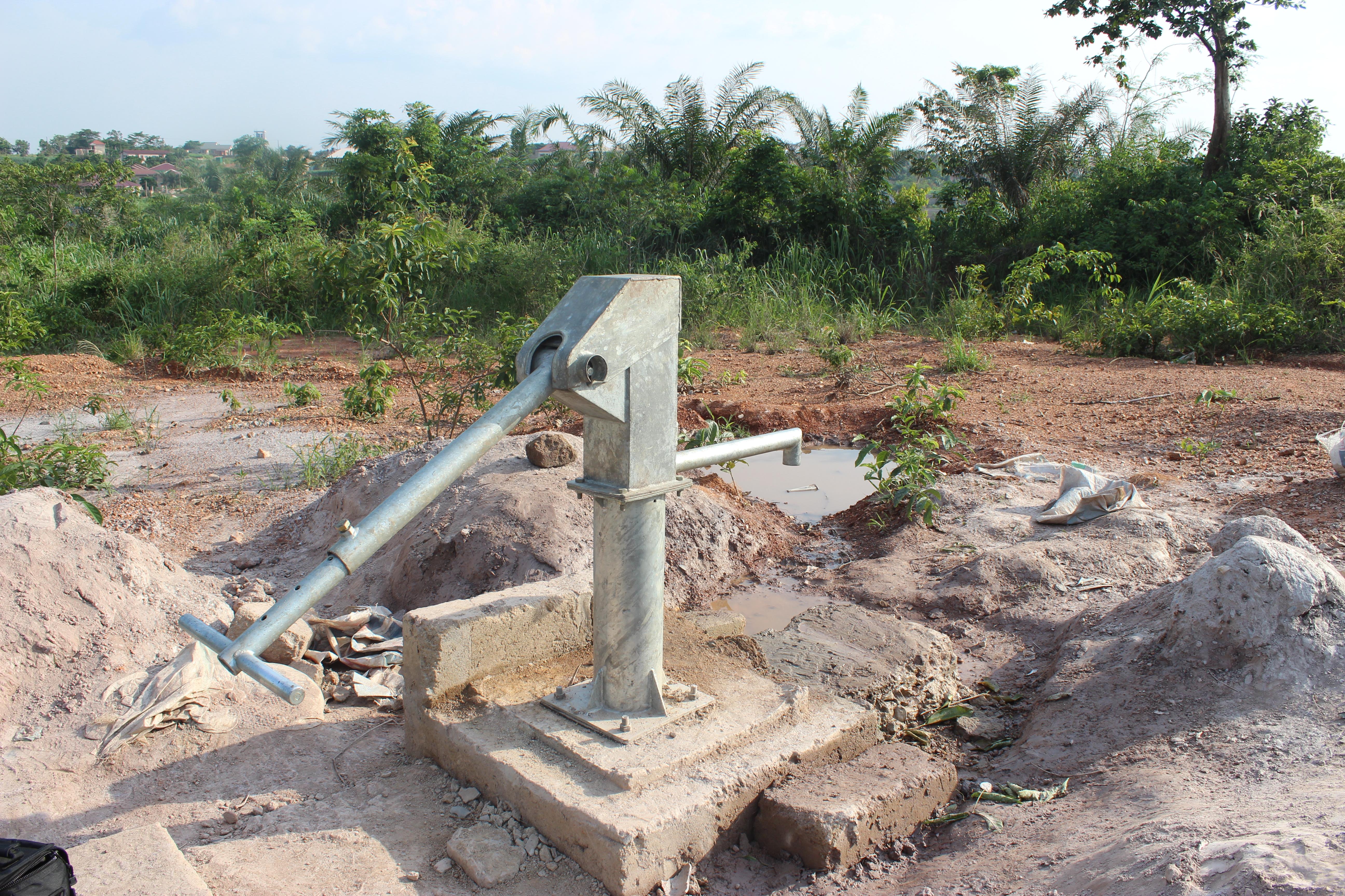 Providing fresh water