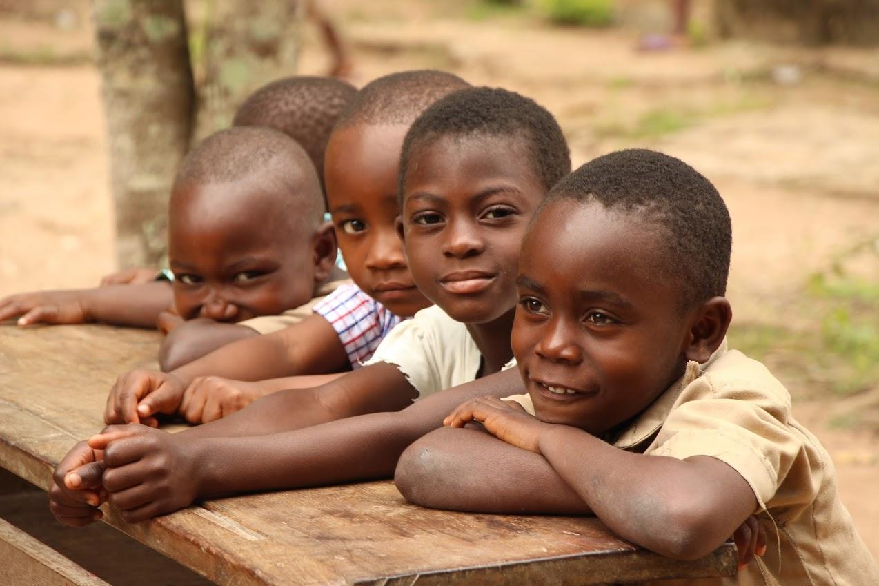 Togolese children