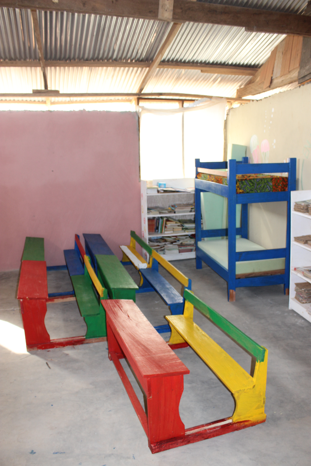 Improving school infrastructures