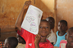 Teaching with Pen to Paper Ghana