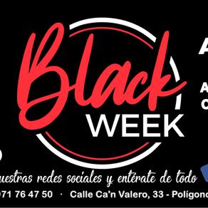 Llega el BLACK WEEK de REYFAMA