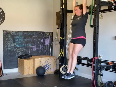 Should You Do Pull-ups in Pregnancy?