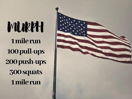 """Murph""  Considerations for the Pregnant & Postpartum Athlete"