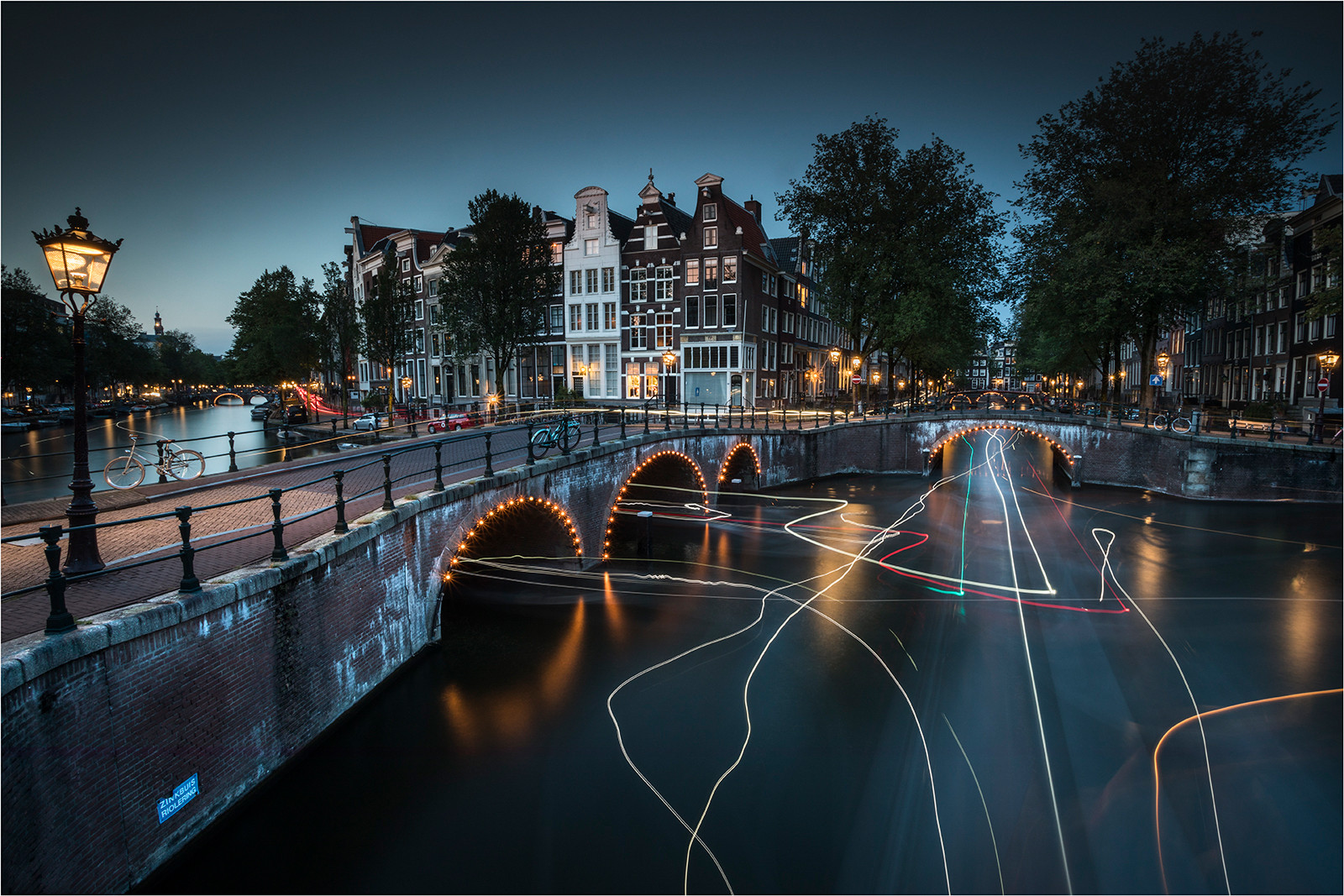 COLOUR - Electric Amsterdam by Paul Killeen (13 marks) - Starred