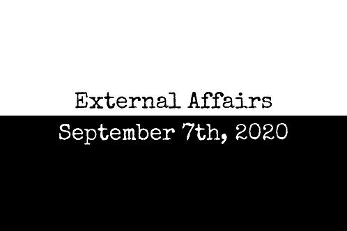 External Affairs
