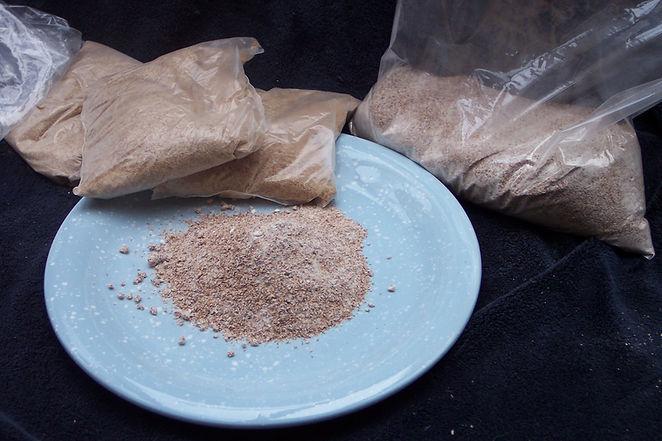Aquapro B powder and in biodegradable ba