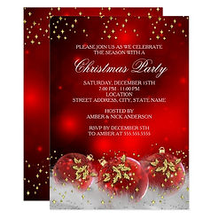 red_gold_holly_baubles_christmas_holiday