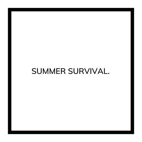SUMMER SURVIVAL BOTTLE