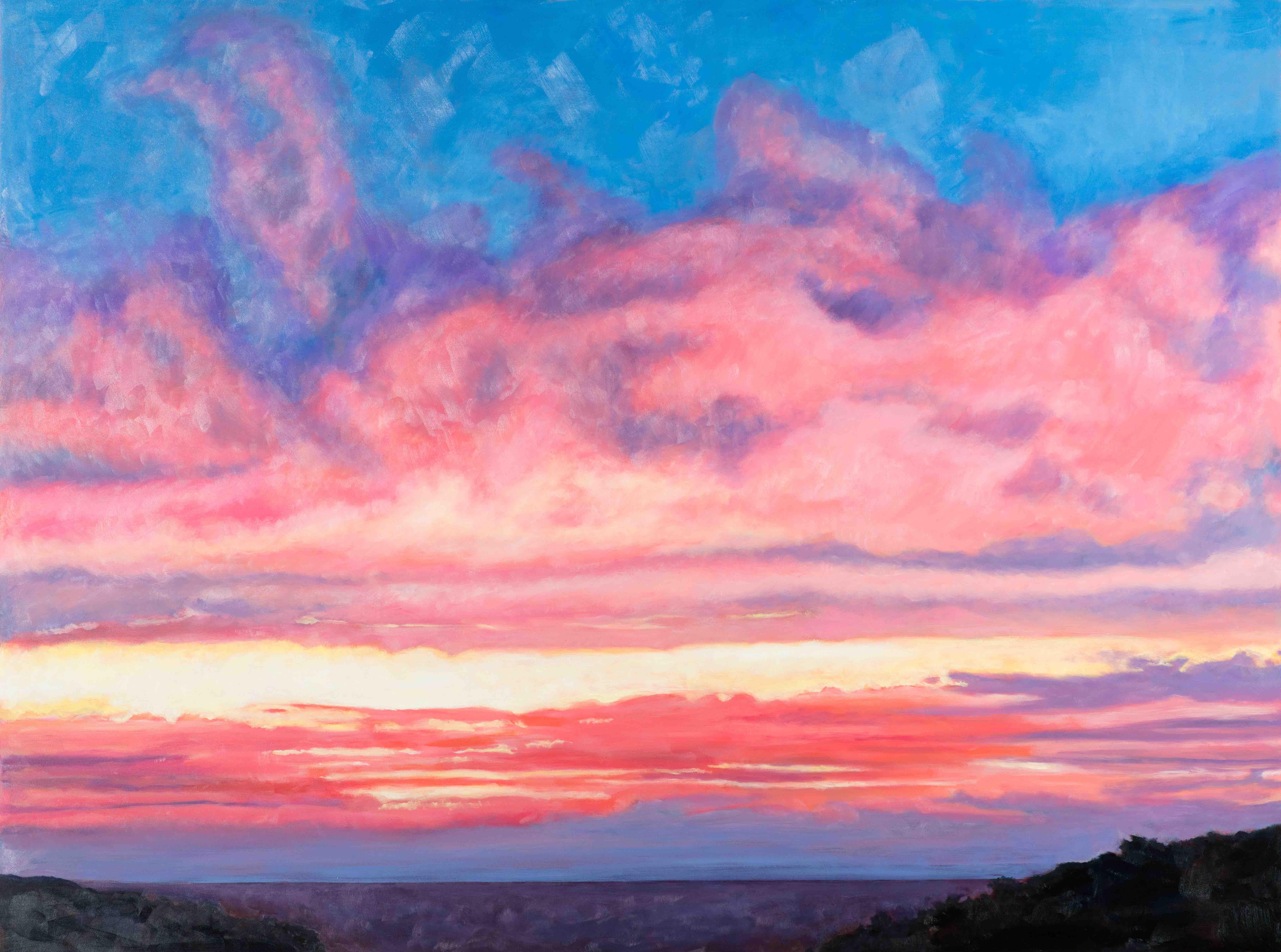 Pollock Sky